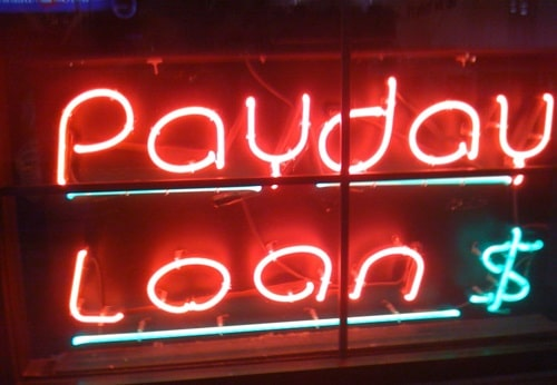 payday loan debt