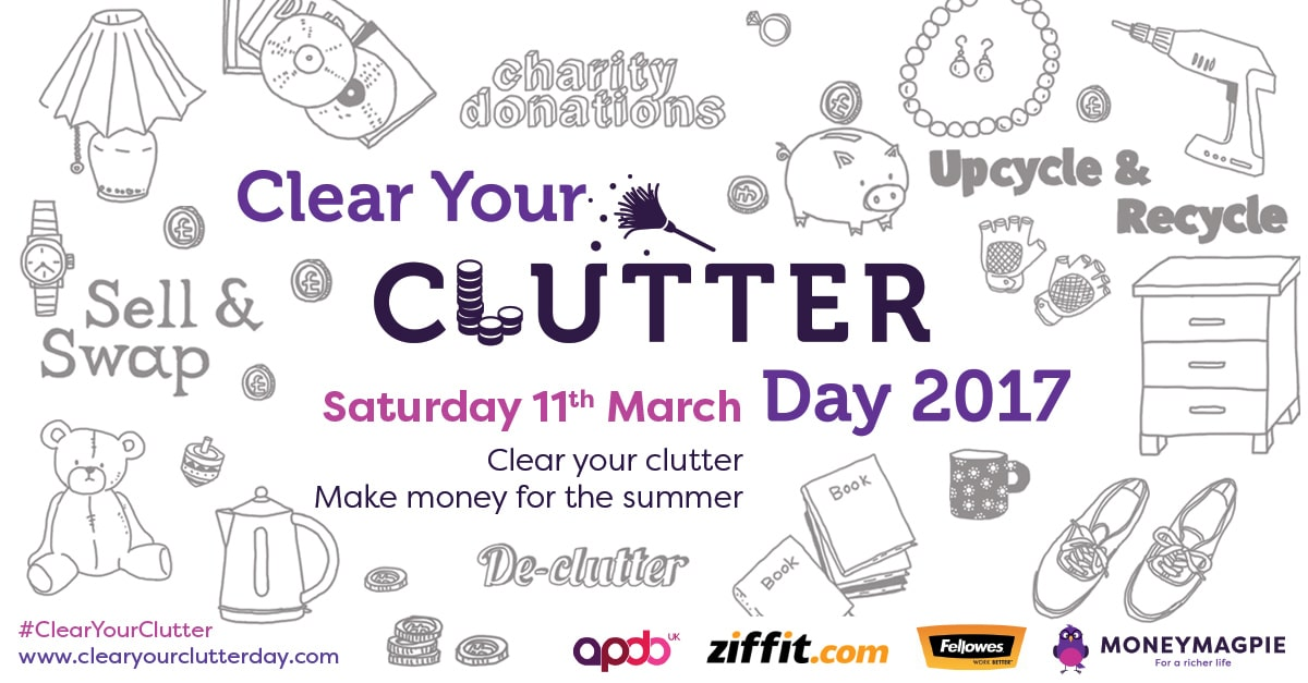 Clear Your Clutter Day 2017
