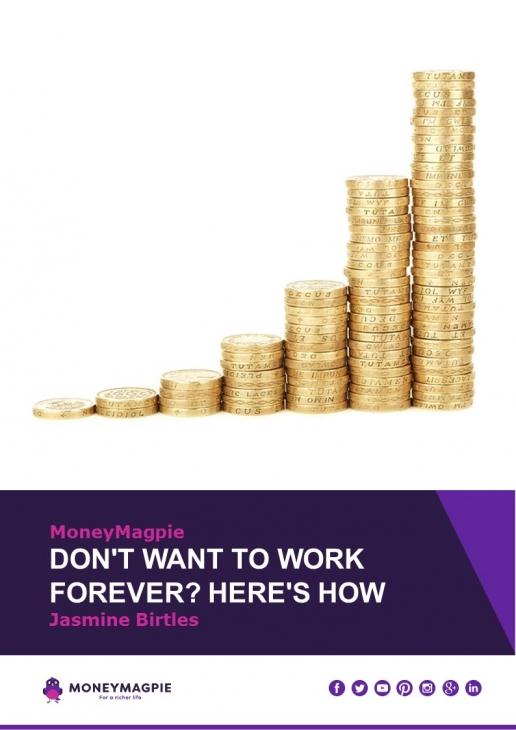 Don't want to work forever? Here's how - ebook